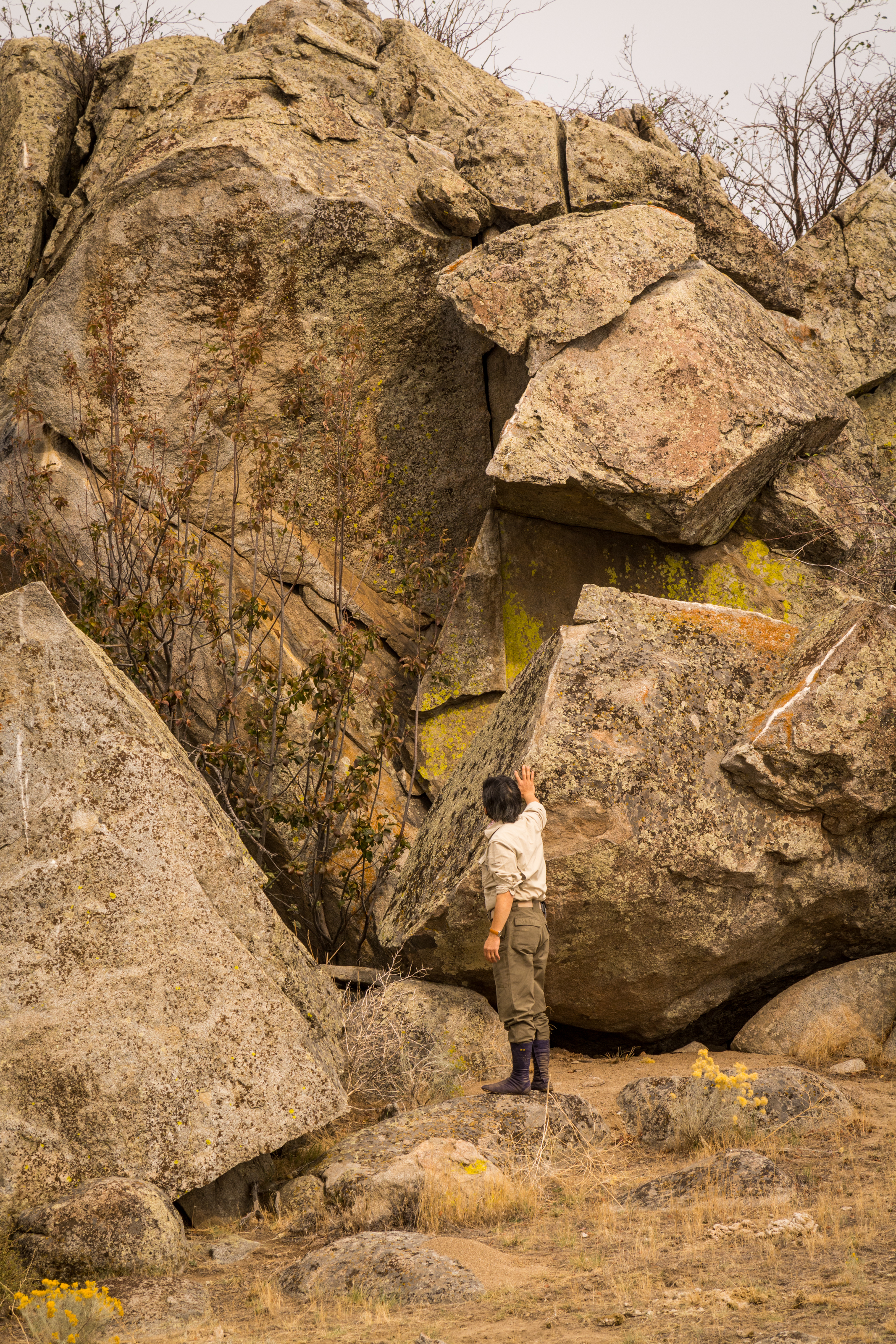 The Castle Wall: The Full Story – Portland Japanese Garden