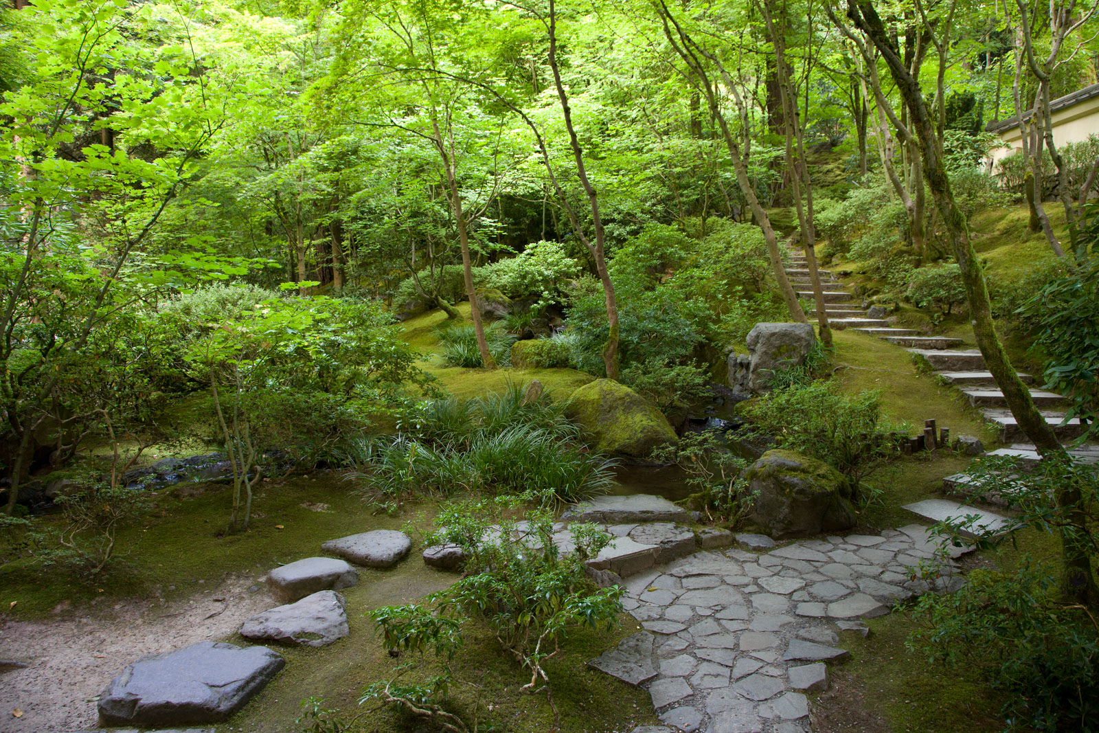 Natural Garden Portland Japanese Garden