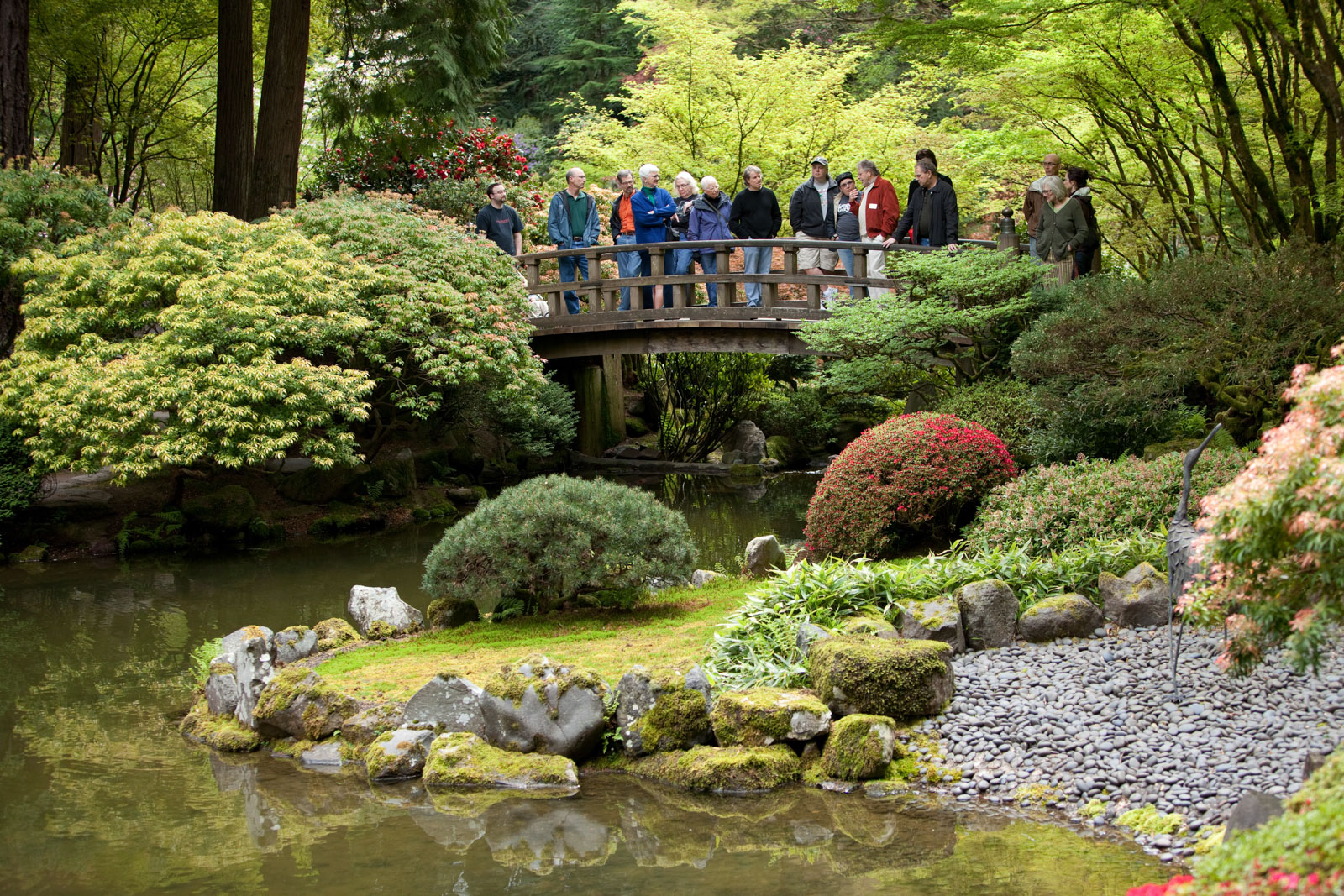 Volunteer portland japanese garden for Portland japanese garden admission
