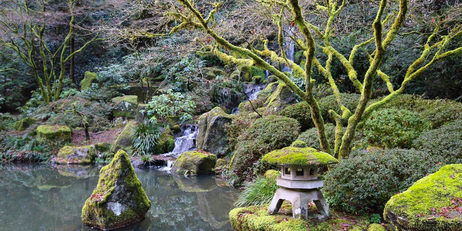 Portland Japanese Garden Offers Free Admission To Furloughed