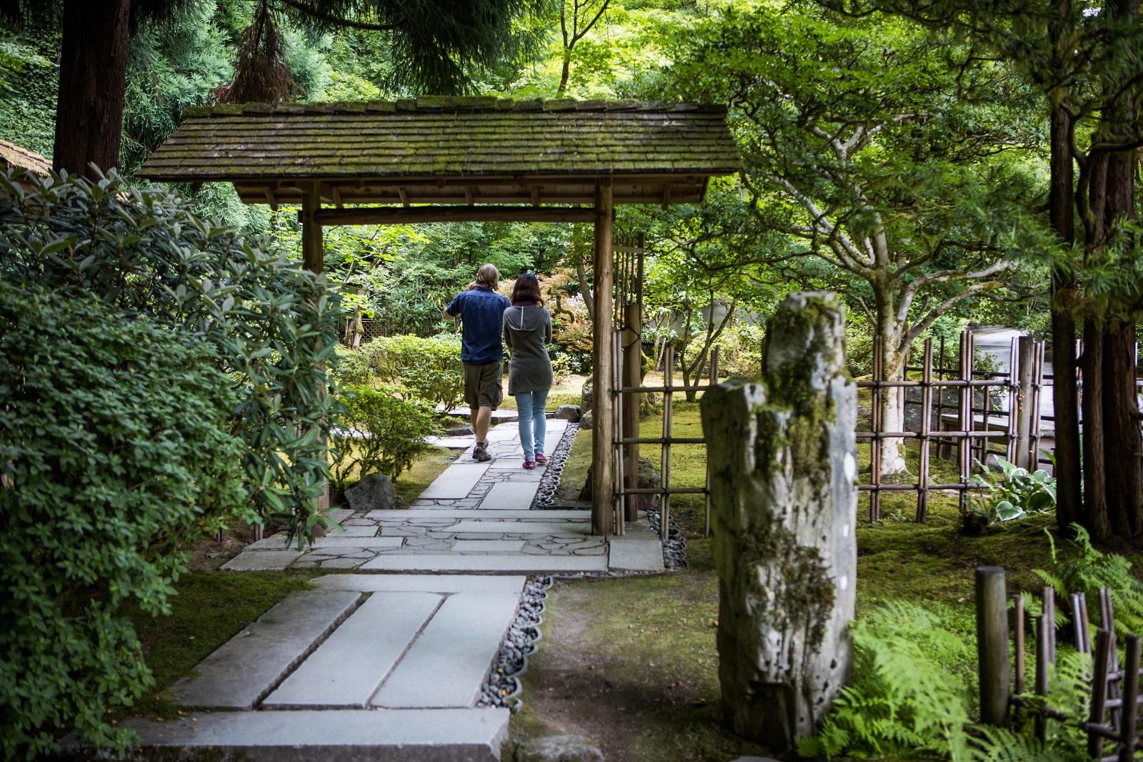 Member Only Extended Hours Portland Japanese Garden