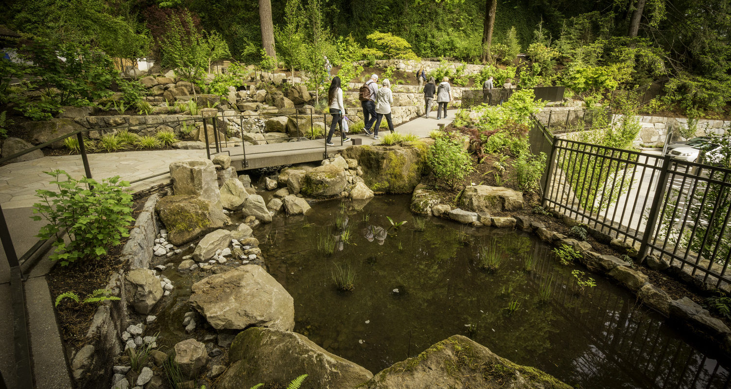 Listening to Nature and Each Other – Portland Japanese Garden