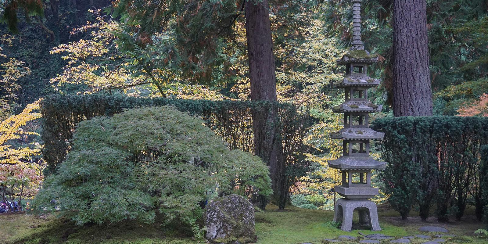 October Fall Photos of Portland Japanese Garden - 2018-10-22 - DSC01034_low