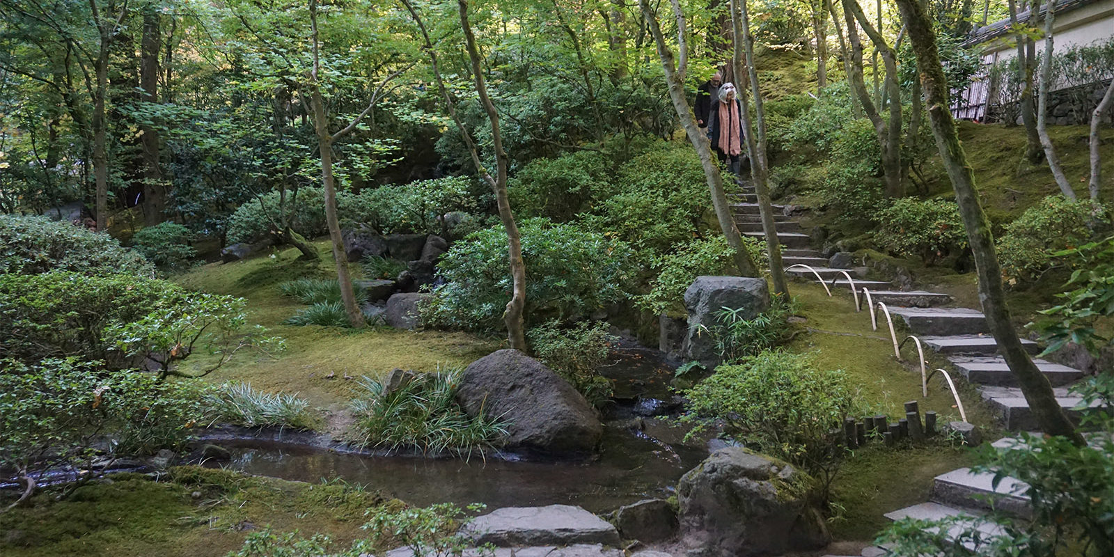 October Fall Photos of Portland Japanese Garden - 2018-10-22 - DSC01036_low