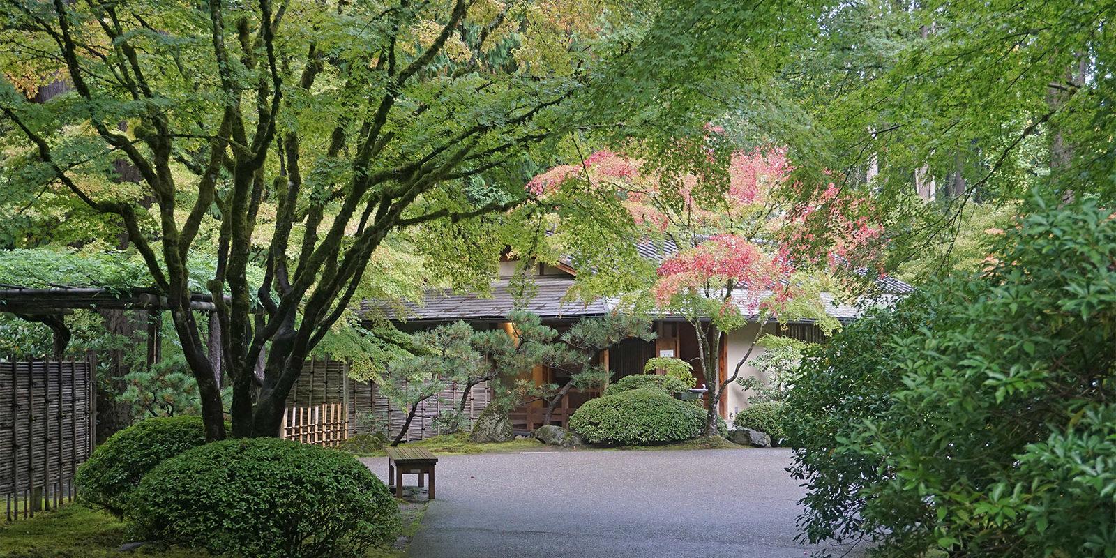Portland Japanese Garden Early Fall Colors by Tyler Quinn - 2018-10-09 - DSC00960_low