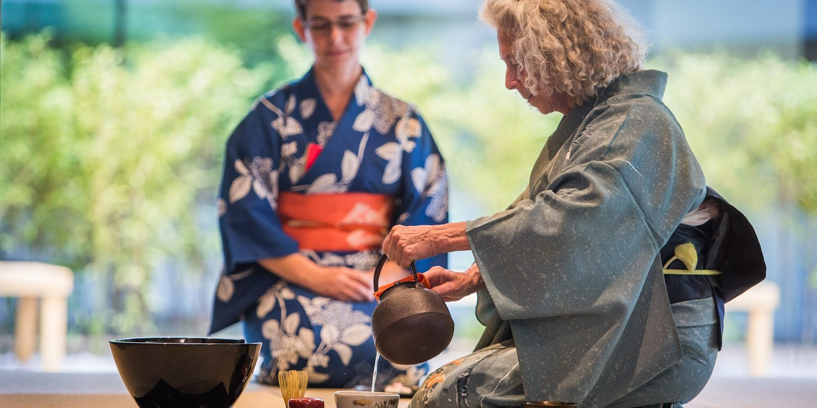 Tea Ceremony with Jan