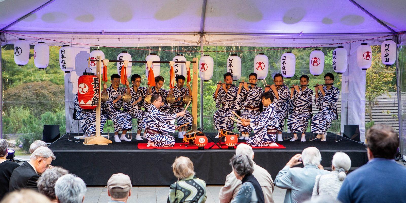 Gion Matsuri Opening