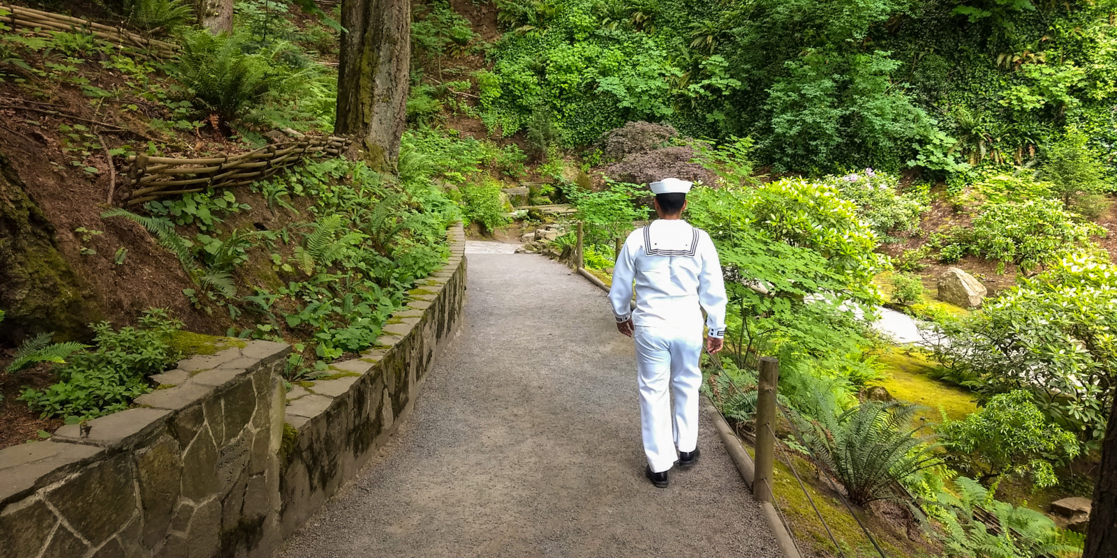 Active military to receive free admission to portland - Portland japanese garden admission ...
